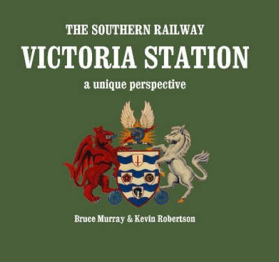 Victoria Station by Bruce Murray