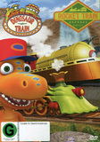 Dinosaur Train: Rocket Train on DVD