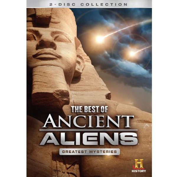 The Best of Ancient Aliens - Greatest Mysteries on DVD