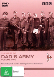 Dad's Army - The Best of Vol 2 on DVD image