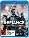 Defiance: Season 1 on Blu-ray