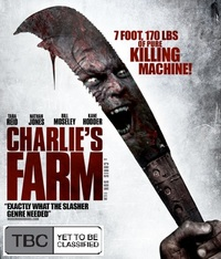 Charlies Farm on Blu-ray