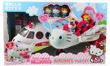 Hello Kitty - Jet Plane Playset