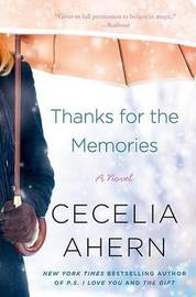Thanks for the Memories by Cecelia Ahern image