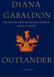 Outlander (Outlander #1 US Ed.) by Diana Gabaldon image