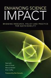 Enhancing Science Impact by Marcus Haward