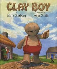 Clay Boy by Mirra Ginsburg image