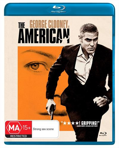The American on Blu-ray image