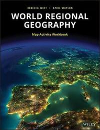 World Regional Geography Workbook by Rebecca West image