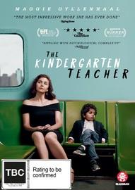 The Kindergarten Teacher on DVD