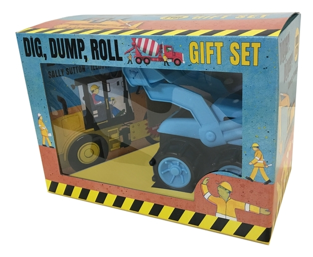 Dig, Dump, Roll Gift Set by Sally Sutton