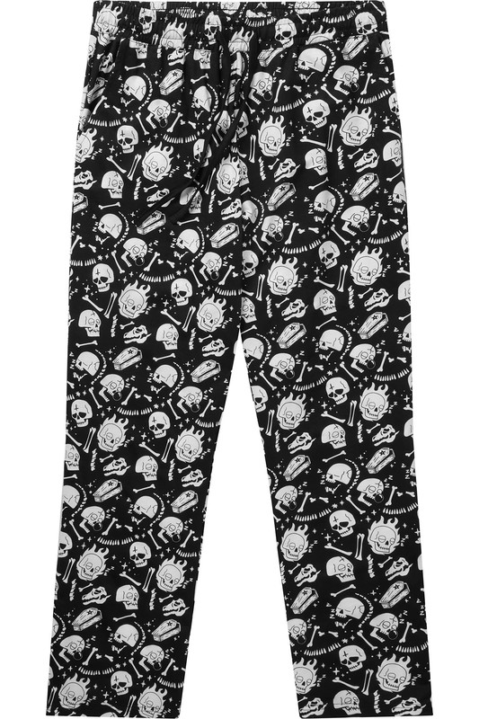 Killstar: Snooze Spirit PJ Bottoms - XS
