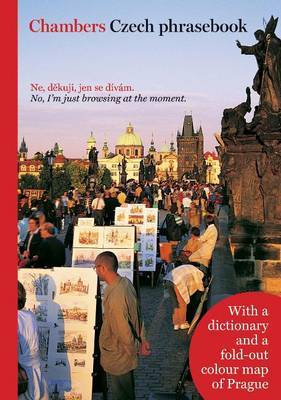 Chambers Czech Phrasebook by . Chambers image