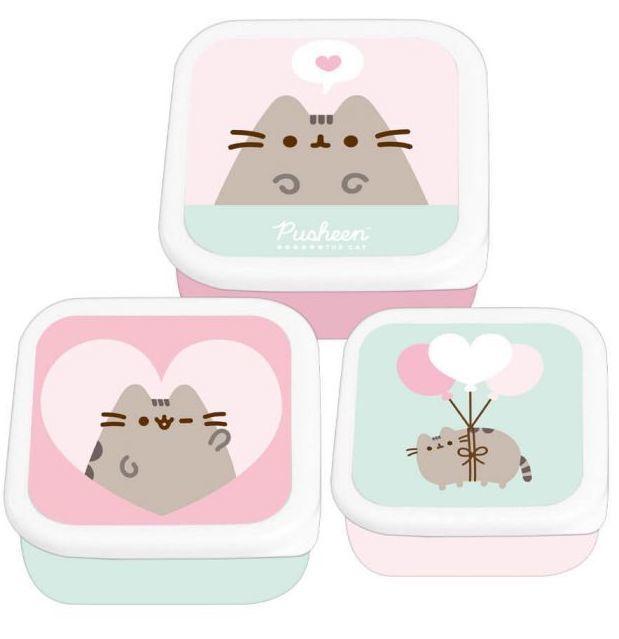 Pusheen The Cat: Storage Pots