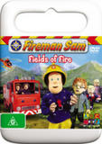 Fireman Sam: Fields Of Fire DVD