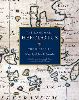 The Landmark Herodotus: the Histories image