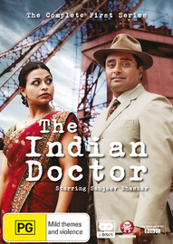 The Indian Doctor - The Complete First Series on DVD
