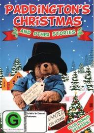 Paddington's Christmas and Other Stories on DVD