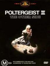 Poltergeist 2 on DVD
