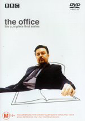 The Office - The Complete First Series on DVD