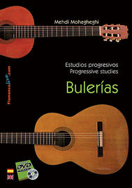 Bulerias - Progressive Studies DVD/Booklet Set by Mehdi Mohagheghi