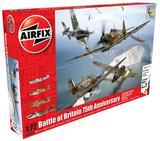 Airfix Kitset - Battle of Britain 1:72 scale Gift Set