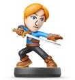 Nintendo Amiibo Mii Swordfighter - Super Smash Bros. Figure for Nintendo Wii U