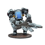 Warpath: Strider with Burst Laser