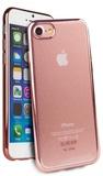Uniq Hybrid Apple iPhone 7 Glacier Glitz Tinsel Edition - Rose Gold