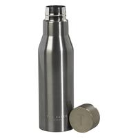 Ted Baker Stainless Steel Water Bottle (Gunmetal)