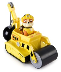 Paw Patrol: Basic Vehicle & Pup - Rubble's Steam Roller