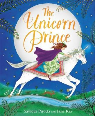 The Unicorn Prince by Saviour Pirotta image