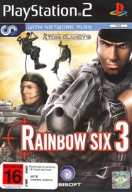 Tom Clancy's Rainbow Six 3 for PlayStation 2 image