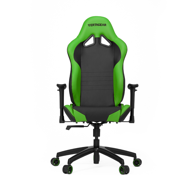 Vertagear Racing Series S-Line SL2000 Gaming Chair - Black/Green for