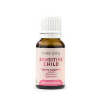 Organic Essential Oil Blend - Sensitive Child (15ml)