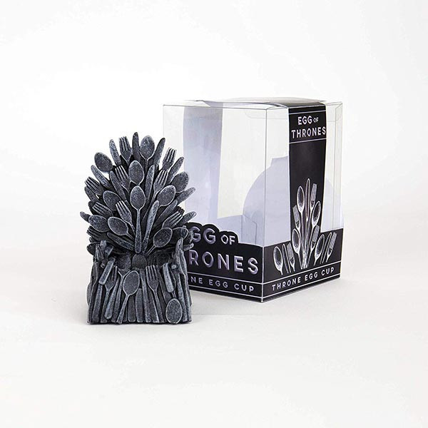 The Iron Throne Egg Cup image