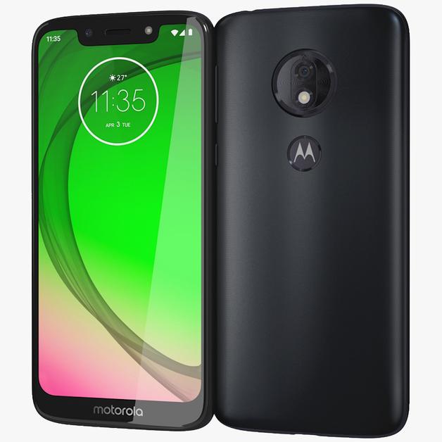 Motorola Moto G7 Plus Dual SIM Smartphone 4GB+64GB - Indigo