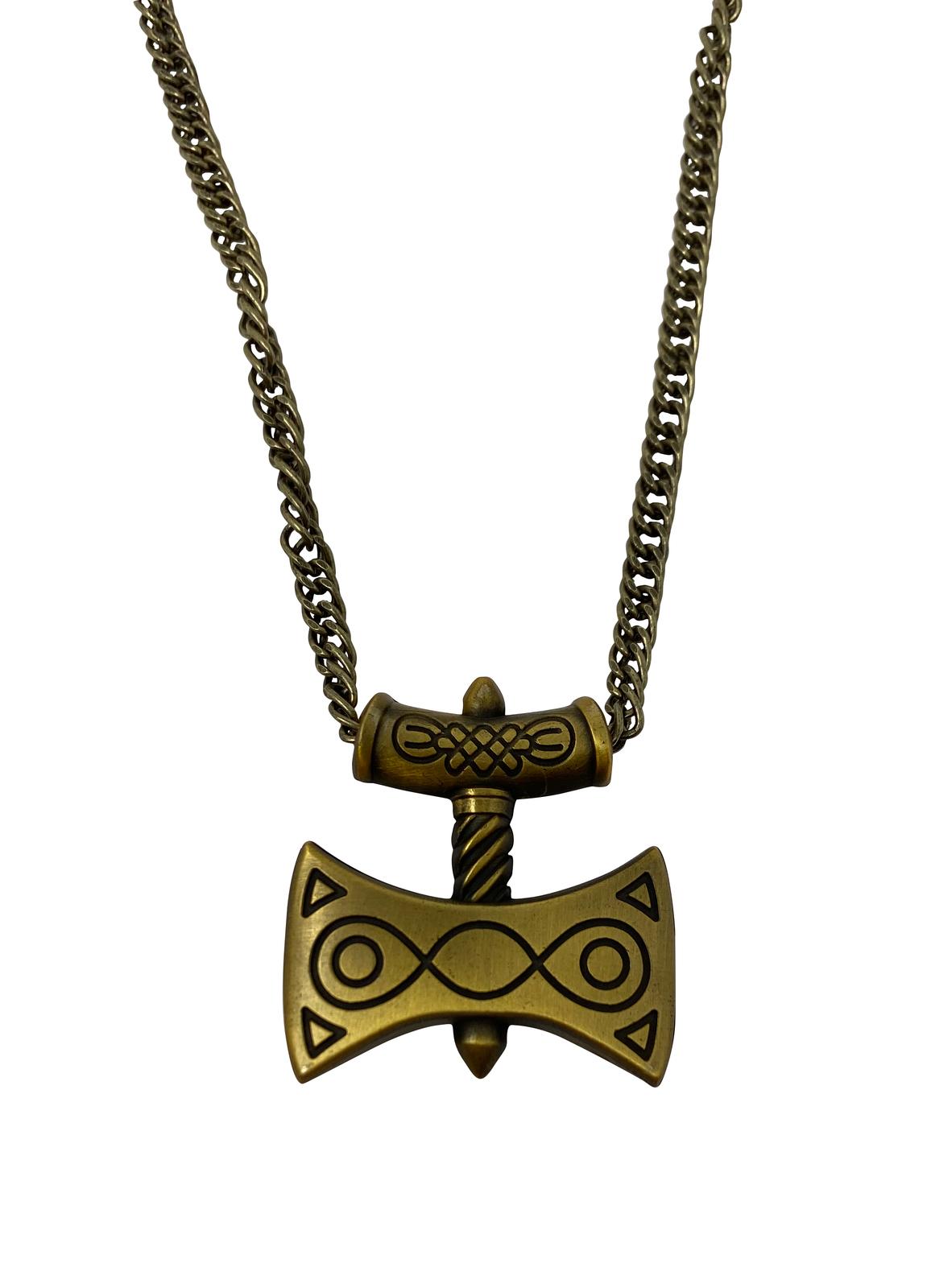 Elder Scrolls Skyrim: Replica Necklace - Amulet of Talos image