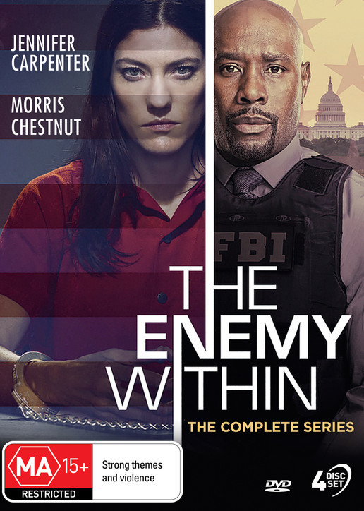The Enemy Within - The Complete Series on DVD