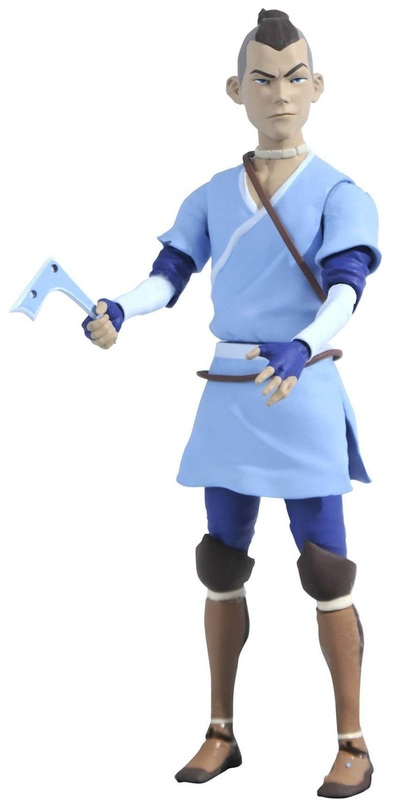 """Avatar TLA: Sokka - 7"""" Action Figure"""