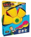 Britz'n Pieces: Phlat Ball V3 - Pink/Yellow