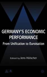 Germany's Economic Performance image