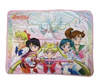 Sailor Moon: Super Group Sublimation - Throw Blanket