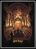 Harry Potter & The Mirror of Erised- Art Print