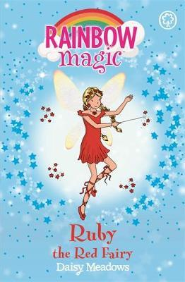 Ruby the Red Fairy (Rainbow Magic #1 - Rainbow Fairies series) by Daisy Meadows