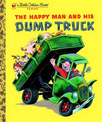 LGB:The Happy Man and His Dump Truck by Tibor Gergely image