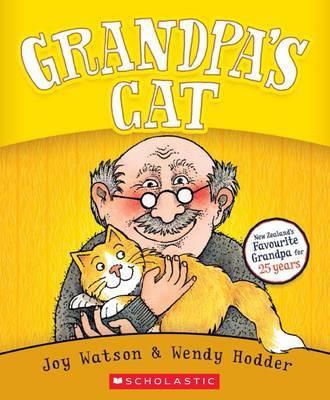 Grandpa's Cat by Joy Watson