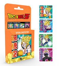 Dragon Ball Z - Coaster Set