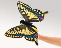 Folkmanis: Hand Puppet - Swallowtail Butterfly