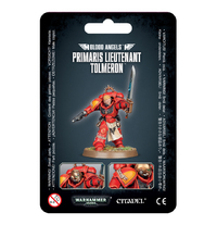 Blood Angels: Primaris Lieutenant Tolmeron